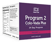 Program 2 Colo-Vada Plus Set 1 (14 packets)
