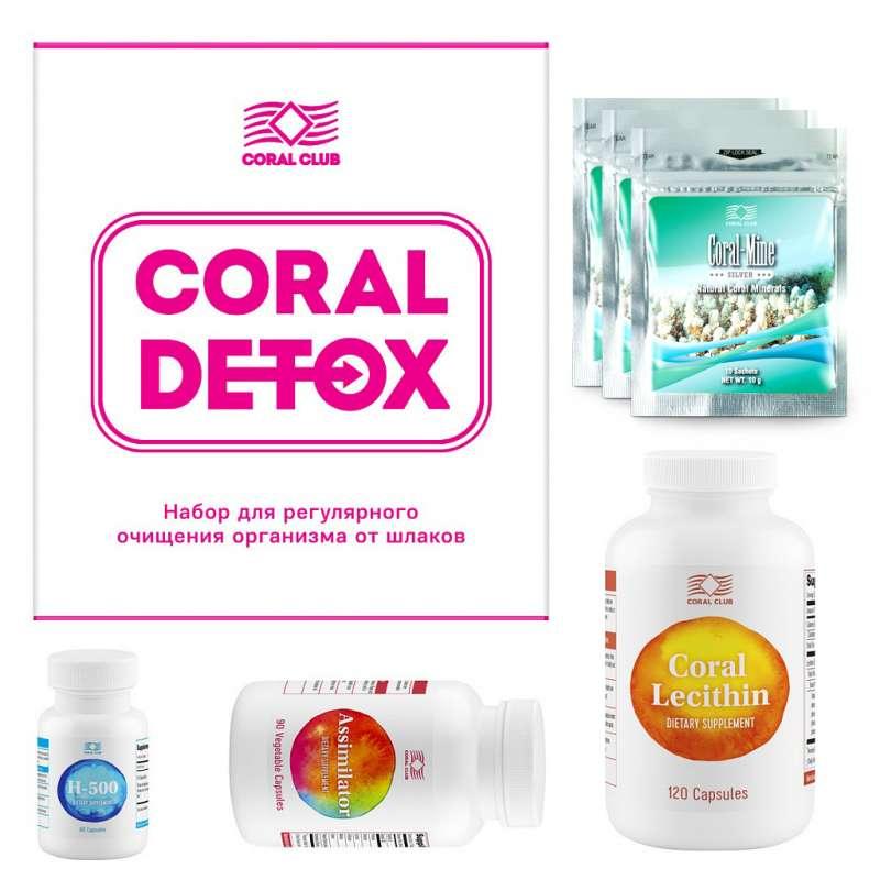 coral club detox program)